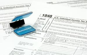 What Happens if You Miss the Tax Deadline?