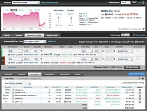 Evaluate online brokers - compare investing tools