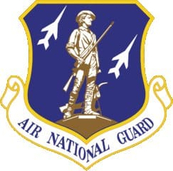 I joined the Air National Guard