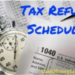 Tax Refund Schedule