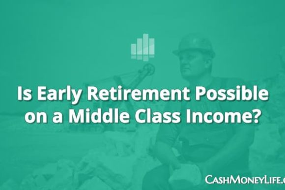 Is Early Retirement Possible for Middle Class Income Earners?