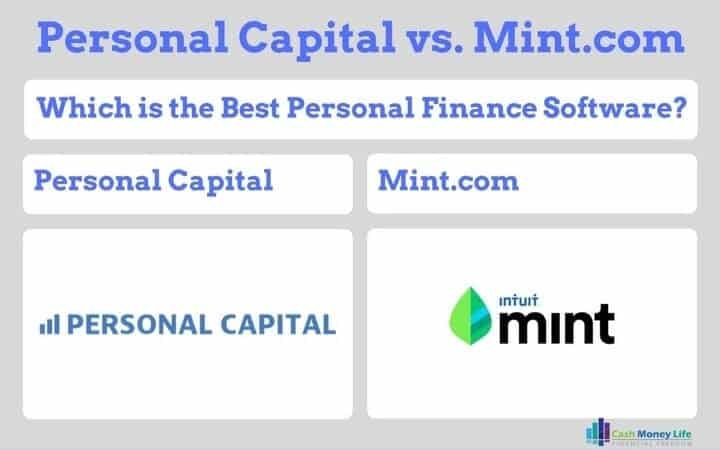 Personal Capital vs Mint.com
